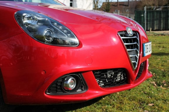 optique phare Alfa Romeo Giulietta