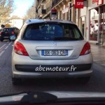 peugeot 207 radar mobile bx 063 cr dep 13