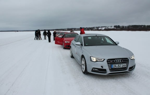 voitures audi driving experience finlande