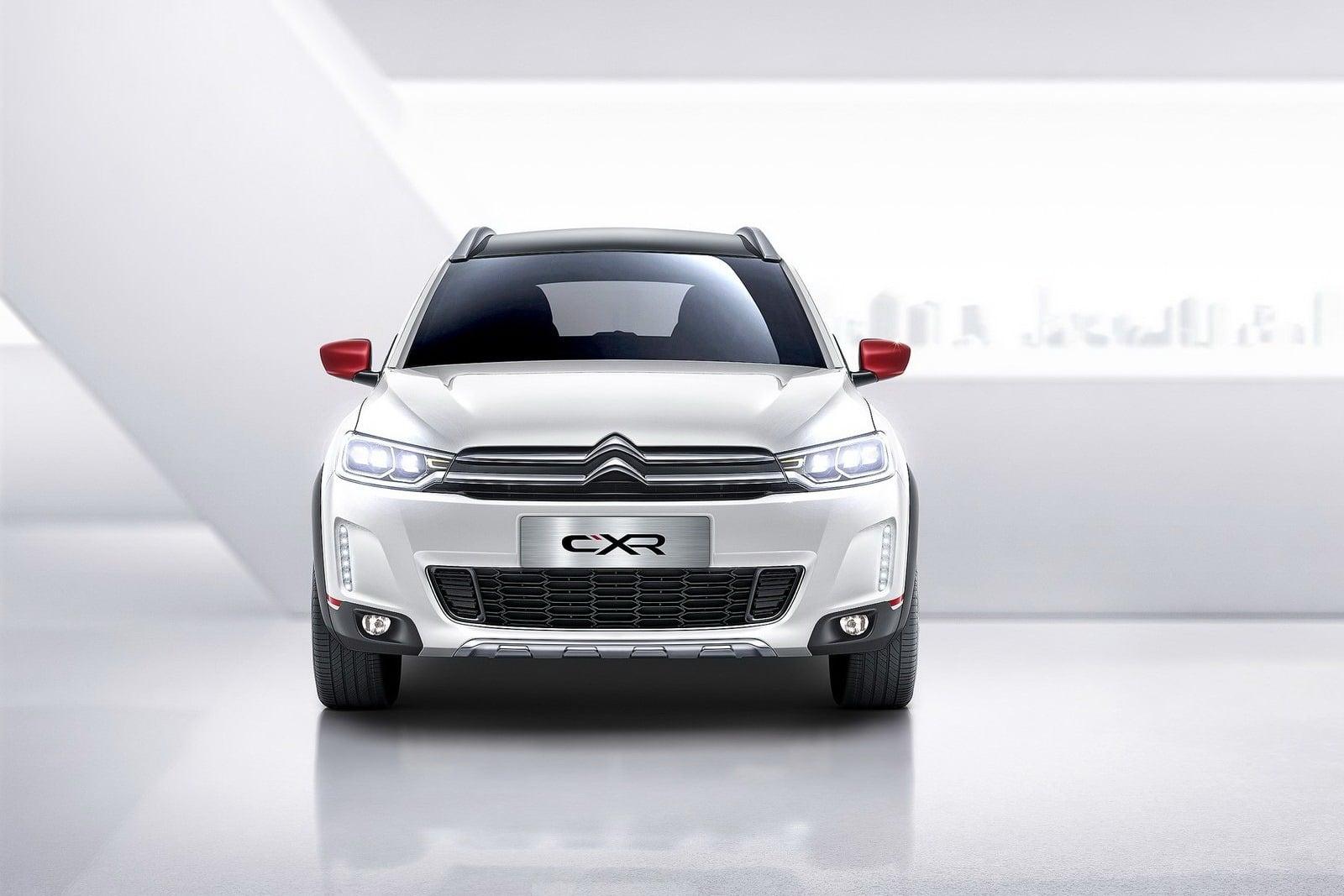Citroën à l'assaut du marché chinois avec le crossover C-XR