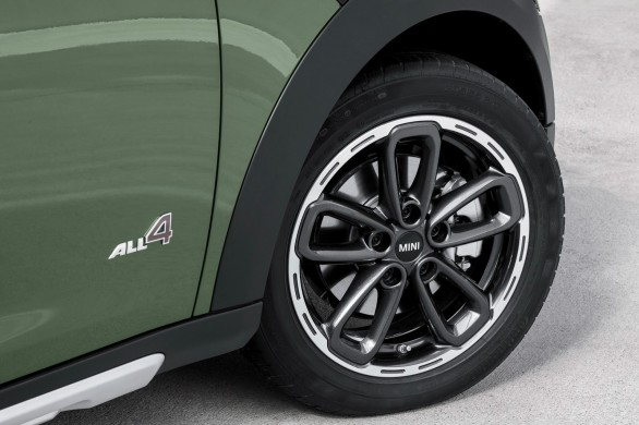 Mini-Countryman-all4 logo