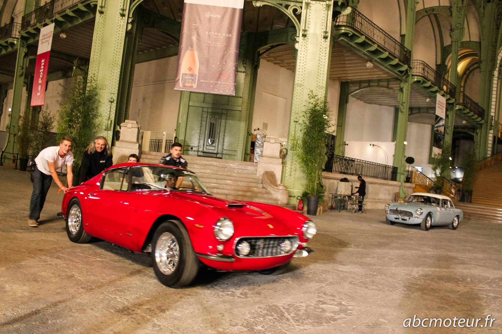 Tour Auto 2014 : près de 250 autos au Grand Palais