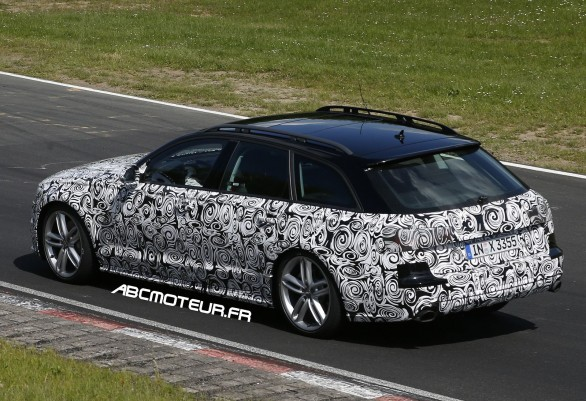 Audi A6 Allroad phase 2