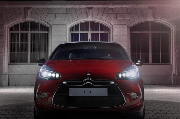 Citroen-DS3-led xenon