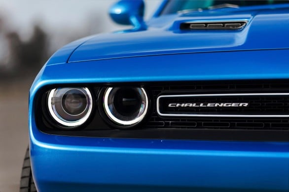Dodge-Challenger-led