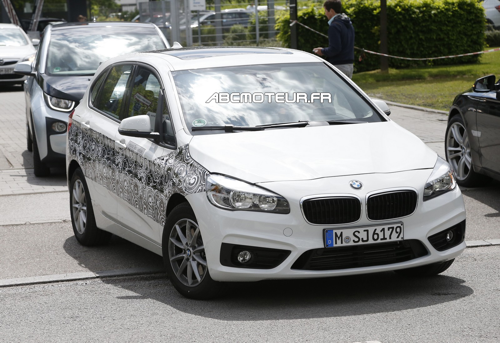La BMW Série 2 Active Tourer hybride rechargeable en test