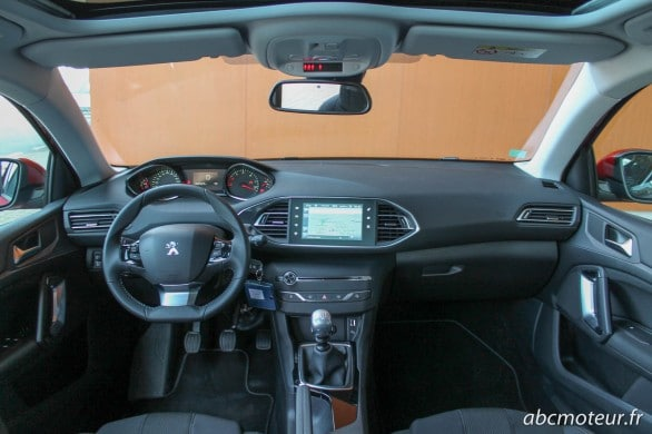 Peugeot 308 ii 2013 topic officiel page 296 308 for Interieur peugeot 308