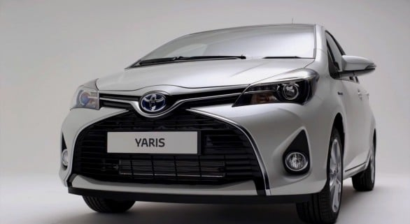 nouvelle Toyota-Yaris