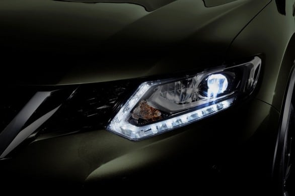 phare LED Nissan X Trail