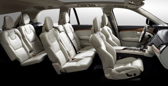 places assises Volvo-XC-90-2014