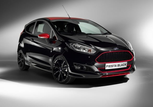 Fiesta black edition