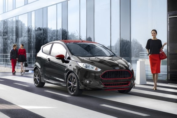 Ford Fiesta Black Edition 140 ch