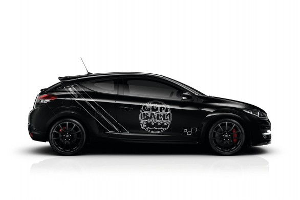 Megane RS Trophy Gumball 3000