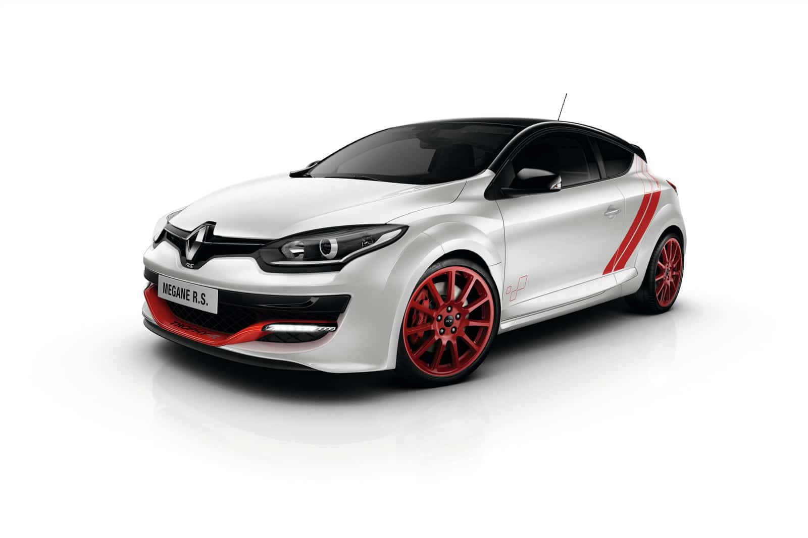 nouvelle renault megane r s 275 trophy r plus de 45 000. Black Bedroom Furniture Sets. Home Design Ideas