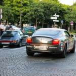 arriere Continental GT Gumball 3000 2014