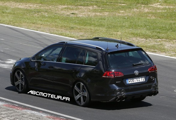 future Golf R break