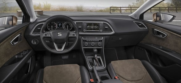 interieur Seat Leon X Perience