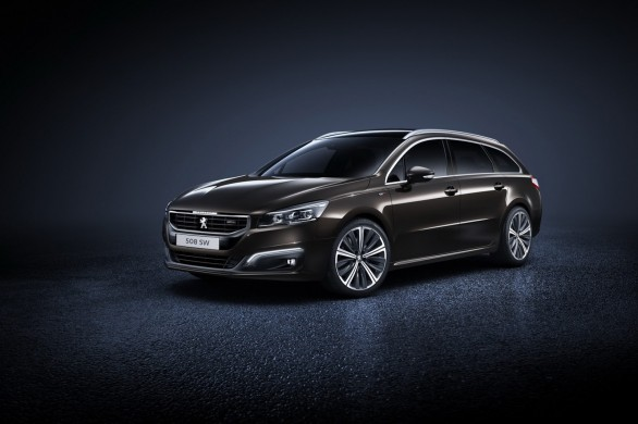 nouvelle Peugeot 508 break