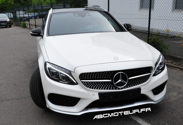 photo espion C 450 Break Sport AMG