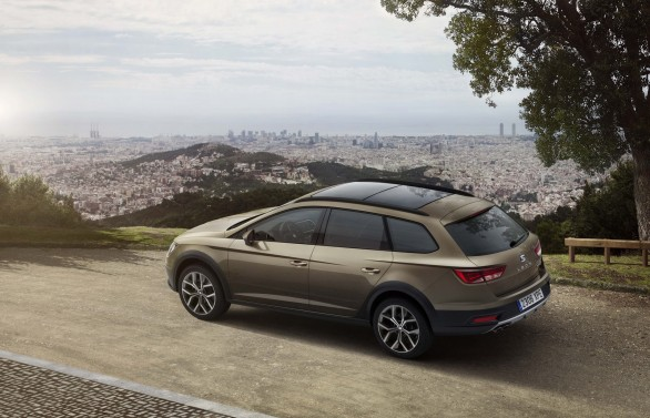 toit panoramique Seat Leon X Perience