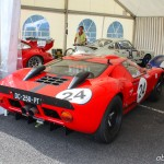 vue 3-4 ar Ford GT 40