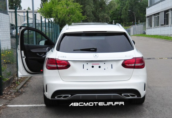vue AR future C450 Break Sport AMG