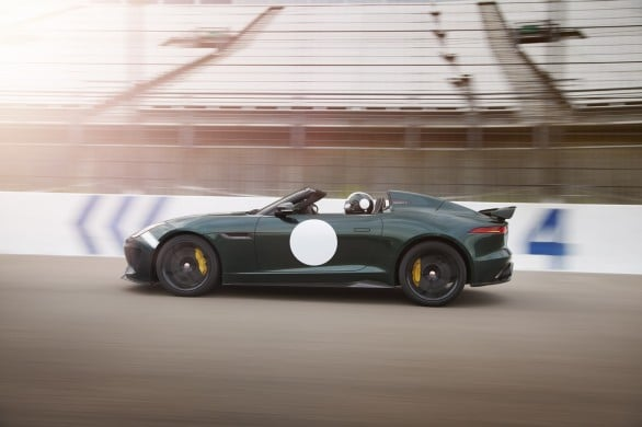vue profil Jaguar-F-Type-Project-7