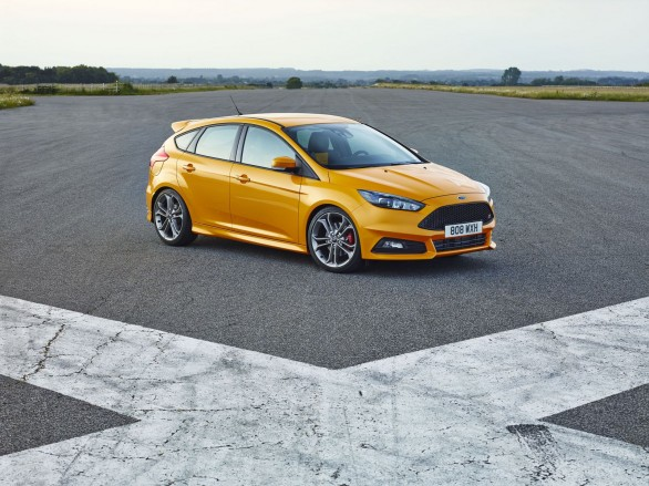 Ford Focus phase 2