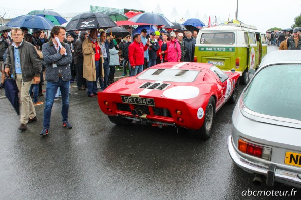 Ford GT 40 Le Mans Classic 2014