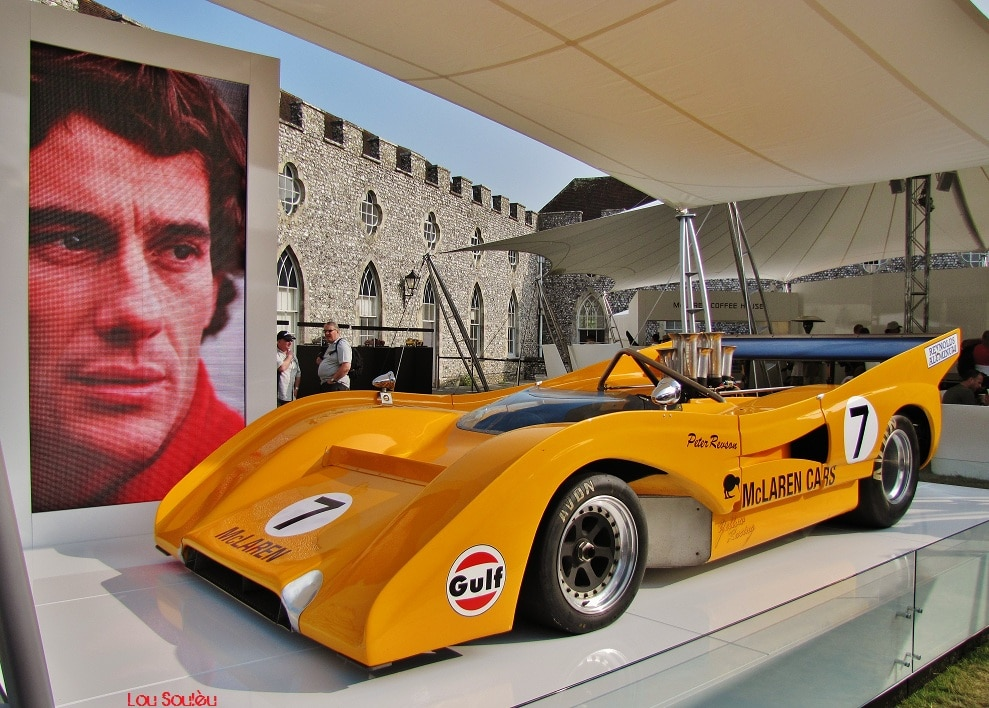 Goodwood, Festival of Speed 2013 – Part 2. Stands.