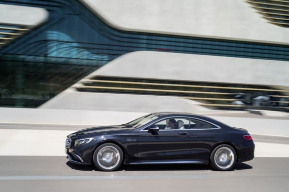 Mercedes Classe S Coupe 65 AMG - 10