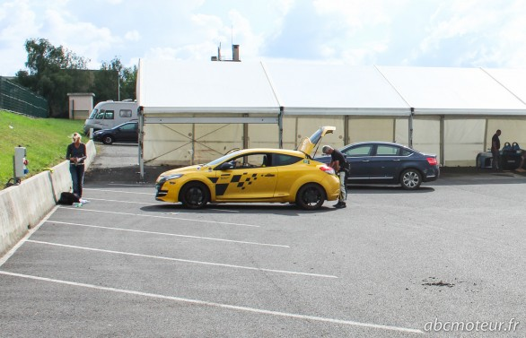 Renault Megane 3 RS stage 3 319 ch