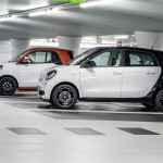 Smart Forfour VS Fortwo 2014