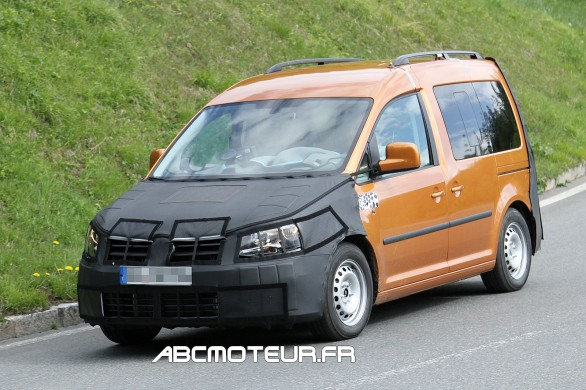 futur Volkswagen Caddy