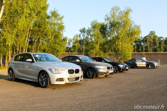 gamme BMW M Performance