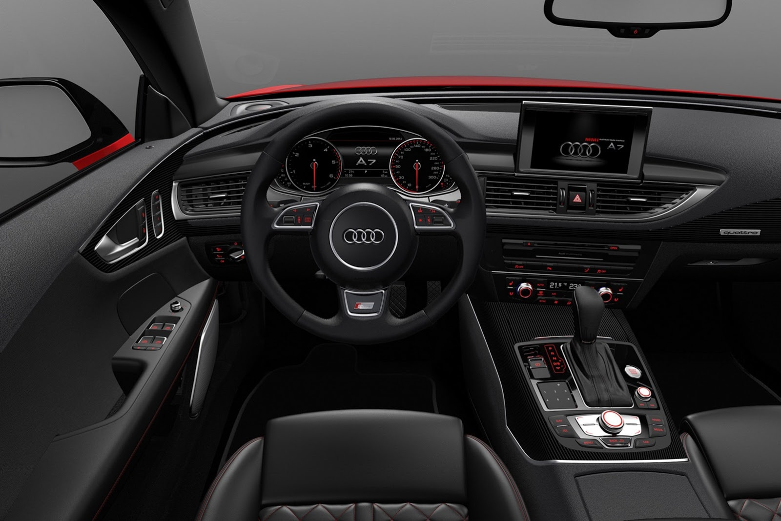 audi a7 sportback 3 0 tdi competition 326 ch pour le v6. Black Bedroom Furniture Sets. Home Design Ideas