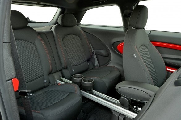 places arriere Paceman-John Cooper Works 2014