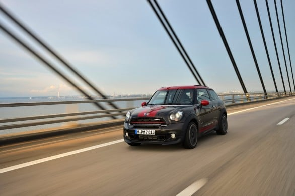 restylage Mini-Paceman-John Cooper Works