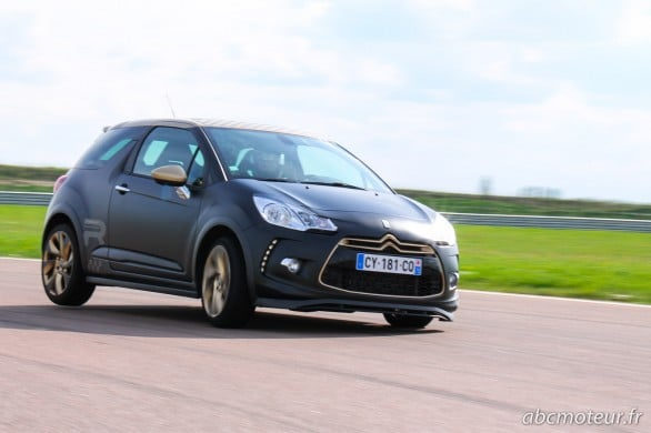 roue levee DS3 Racing
