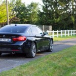 3-4 arriere Serie 4 GC 435i