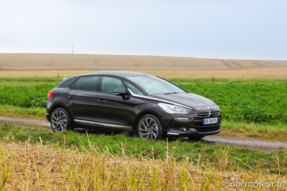 Citroen DS5 Whisper