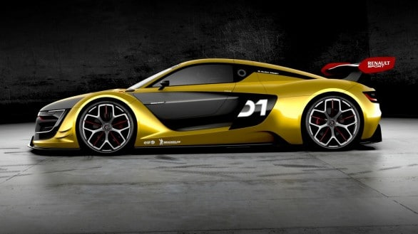 Moscou Renault RS 01