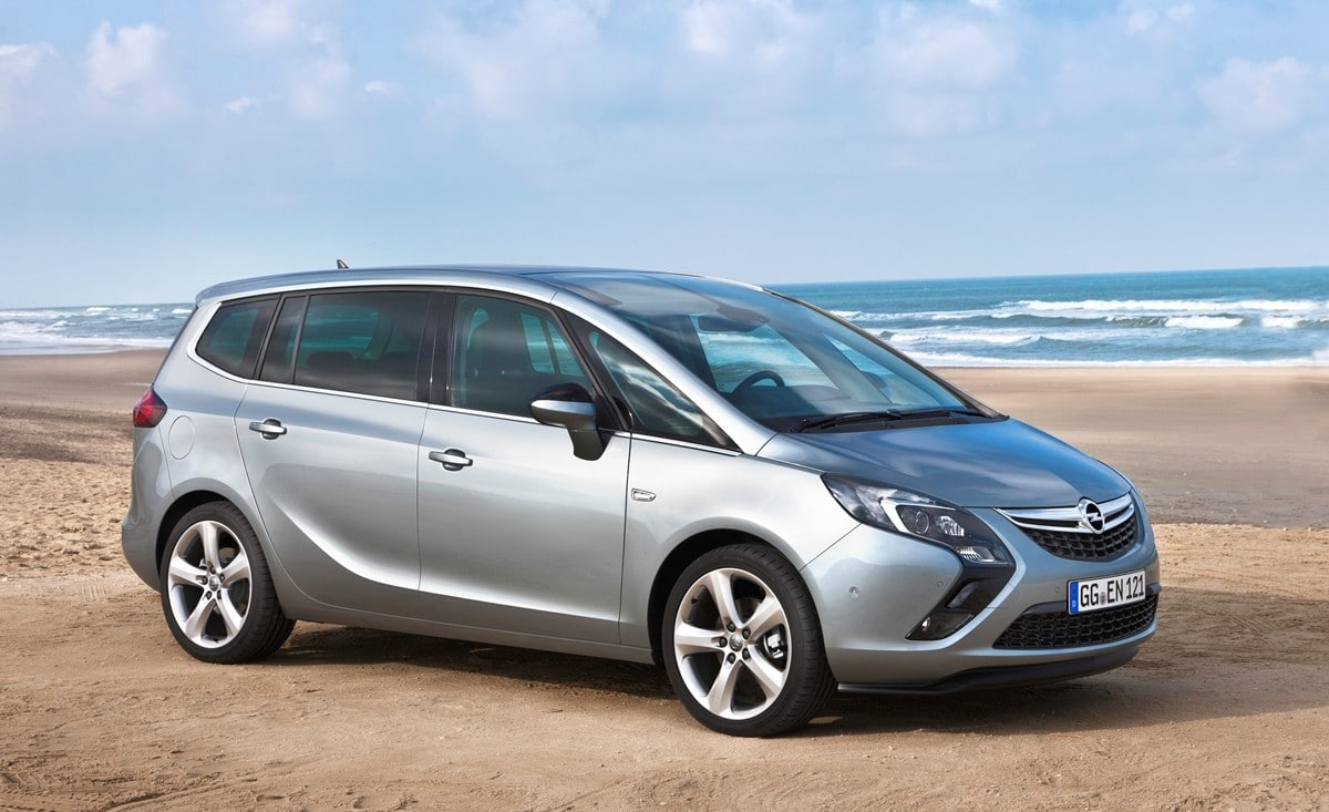 Opel Zafira Tourer : une nouvelle offre diesel