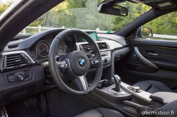 habitacle Serie 4 Gran Coupe 435i