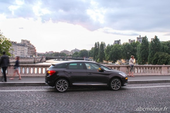 pont Citroen DS5