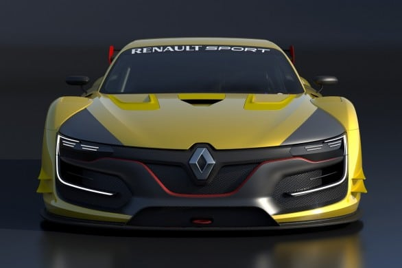 proue Renault RS 01