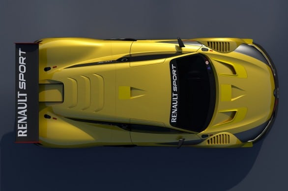 toit Renault RS 01