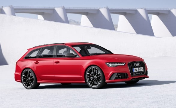 Audi RS6 Avant restylee