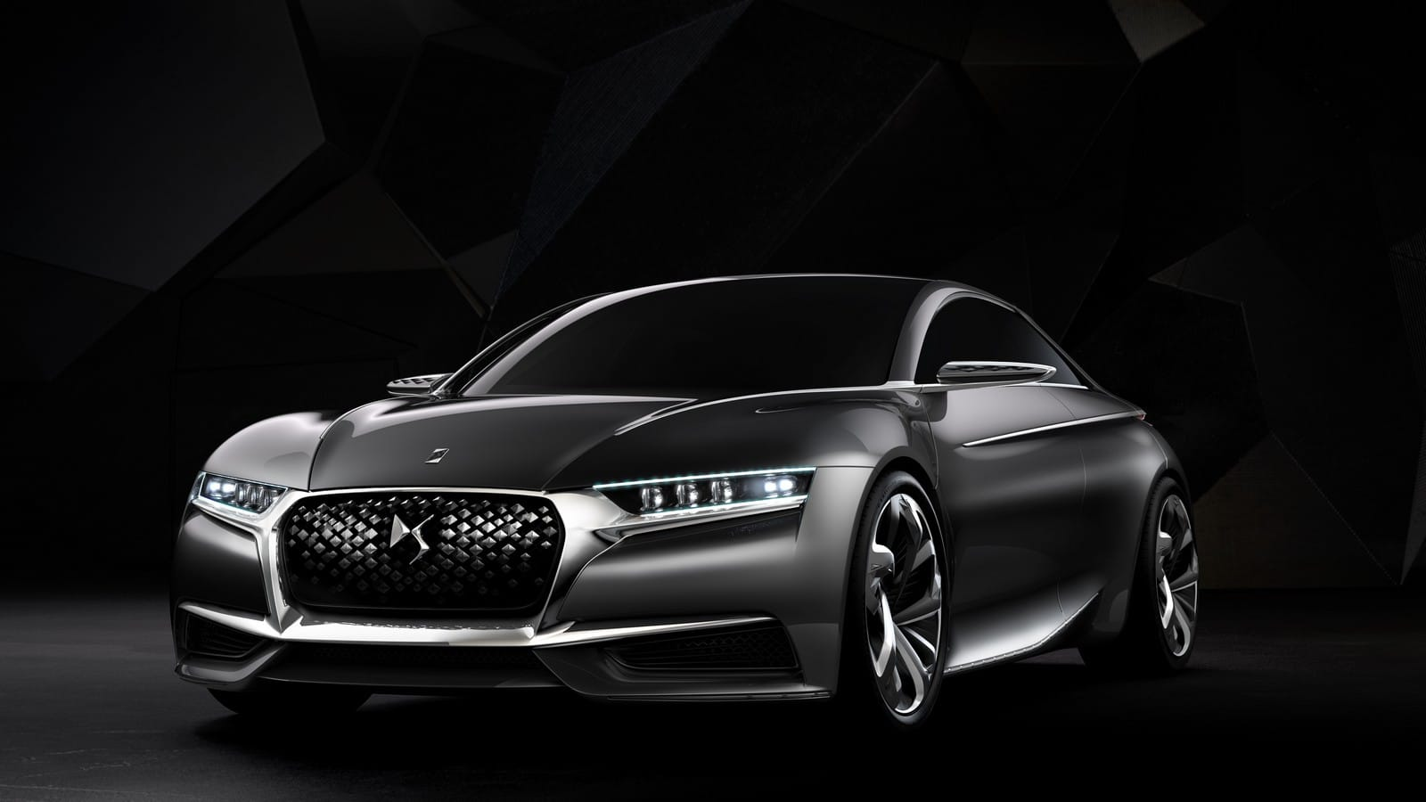 Divine DS : un concept-car signant l'émancipation de DS