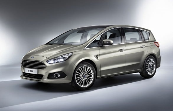 ford s max 2015 une apparence plus haut de gamme. Black Bedroom Furniture Sets. Home Design Ideas